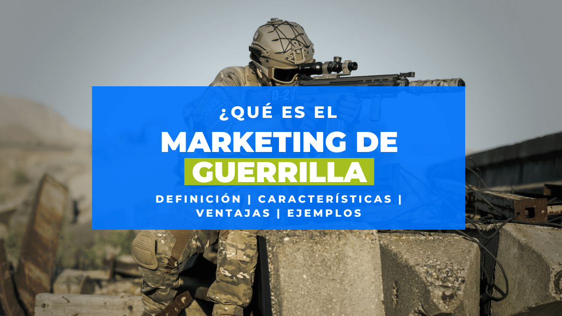 qué es el marketing de guerrilla